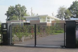 Moderne poort Helmond